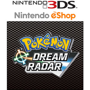 Pokemon Dream Radar