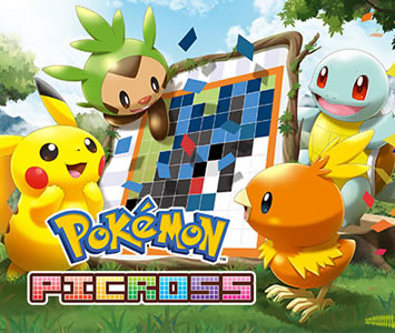 Pokemon Picross 3DS