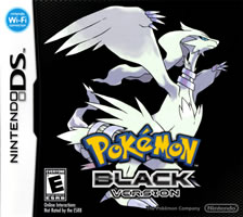 Pokemon Black Nintendo DS