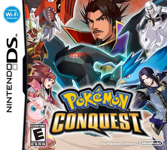 Pokemon Conquest DS