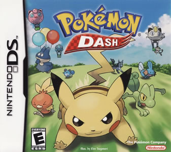 Pokemon Dash DS
