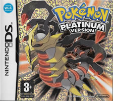 Pokemon Platinum Nintendo DS