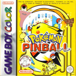Pokemon Pinball GBC