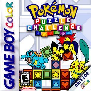 Pokemon Puzzle Challenge GBC