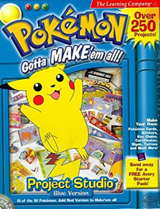 Pokemon Project Studio PC Blue Edition