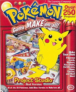 Pokemon Project Studio PC Red Edition