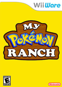 My Pokemon Ranch eShop Cover