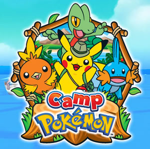 Camp Pokemon iOS