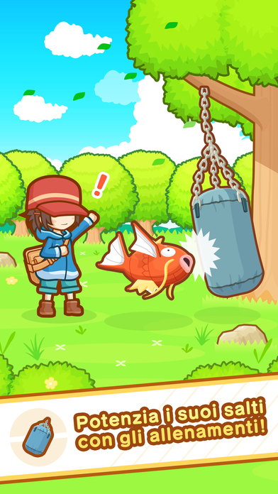 Magikarp Jump Screenshot 3
