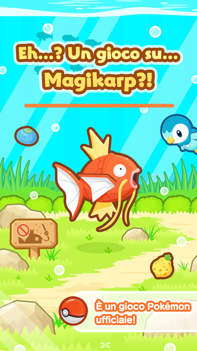 Magikarp Jump Screenshot