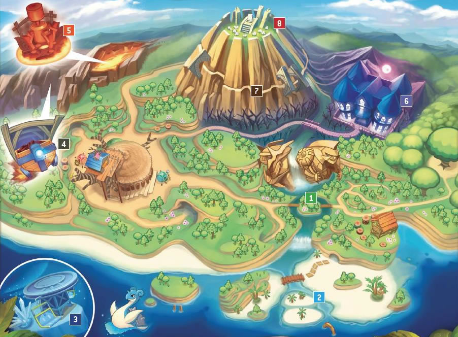 PokePark Map