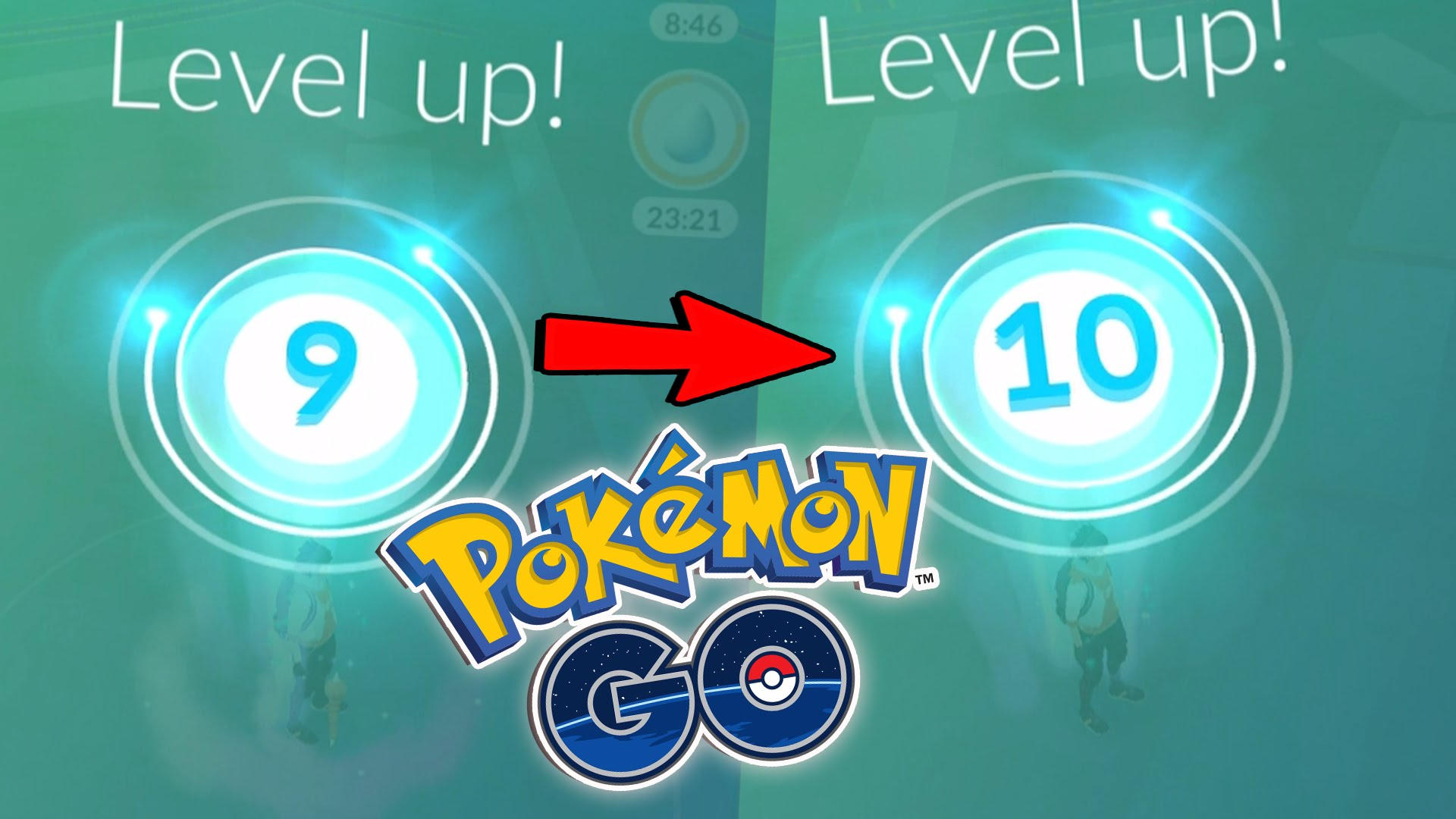 Pokemon Go: Level Rewards and XP requirements