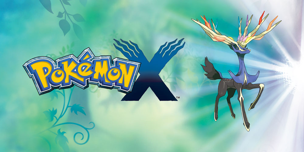Pokemon X Review header