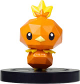 Torchic figurine