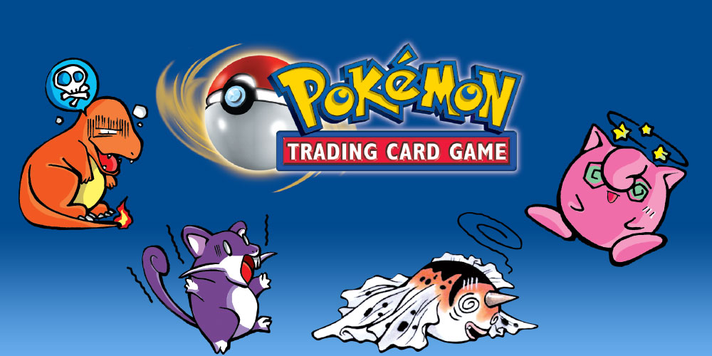 Pokemon TCG Header