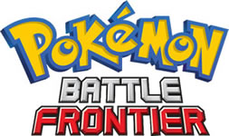 Pokemon Battle Frontier Season 9 Logo