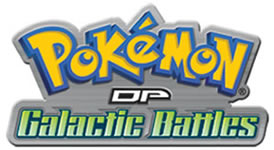 Pokemon Galactic Battles Season 12 Logo