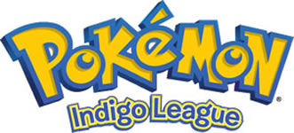 Pokemon Indigo Season 1 Logo