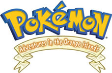 Pokemon Adventures in the Orange Islands Season 2 Logo