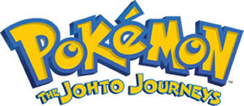 Pokemon The Johto Journeys Season 3 Logo