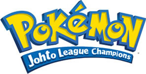 Pokemon Johto League Champions Season 4 Logo