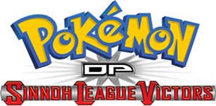Pokemon Sinnoh League Victors Season 13 Logo