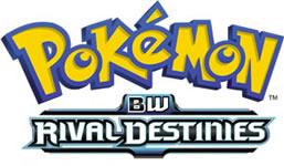 Pokemon BW Rival Destinies Logo