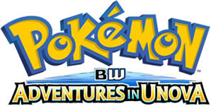 Pokemon Season 16 BW Adventures in Unova Logo