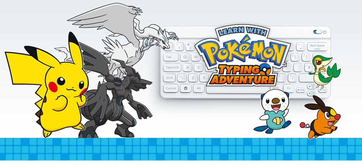 Learn with Pokemon: Typing Adventure Review header