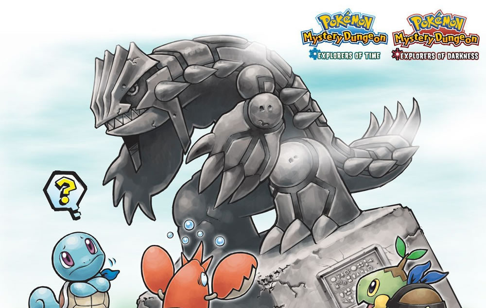 Pokemon Mystery Dungeon Explorers of Darkness Review