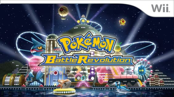 Pokemon Battle Revolution review header