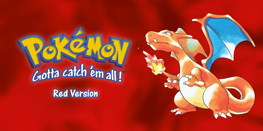 Pokemon Red Review Header