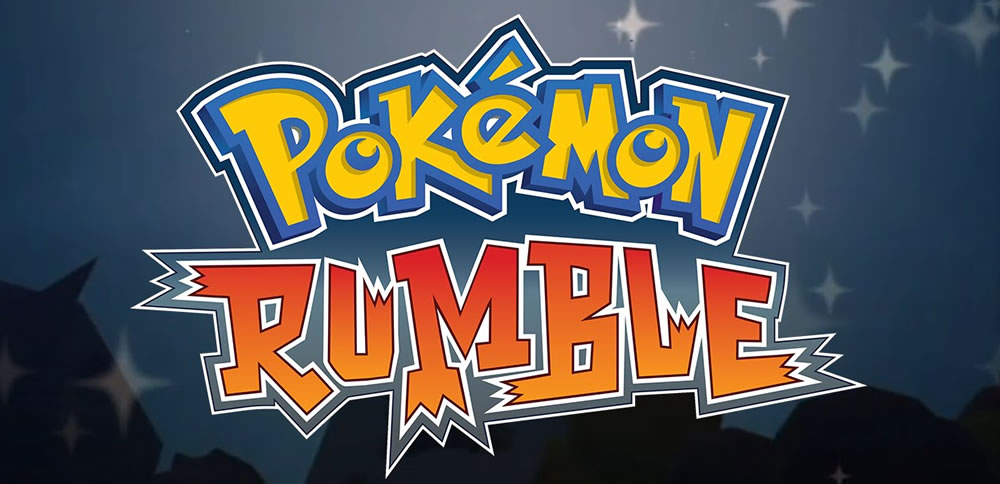 Pokemon Rumble Review Header