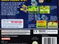165574 pokemon mystery dungeon blue rescue team nintendo ds back cover