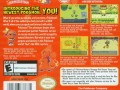 242673 pokemon mystery dungeon red rescue team game boy advance back cover