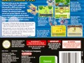 70535 pokemon mystery dungeon blue rescue team nintendo ds back cover