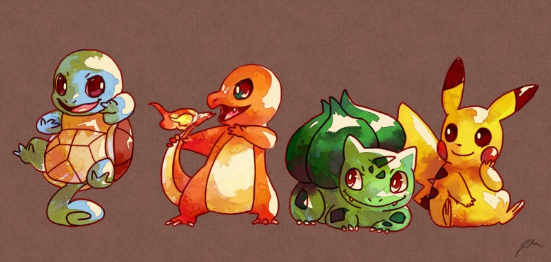 Starters by bluekomadori