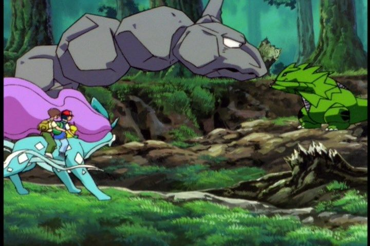24 The Suicune and Onyx Work Together