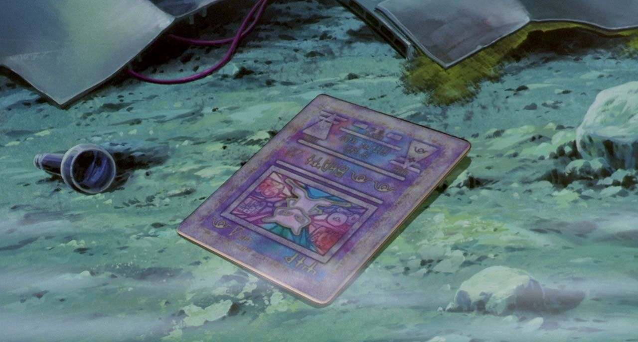 83 The Ancient Mew card
