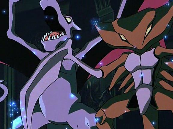 Aerodactyl and Kabutops Revived
