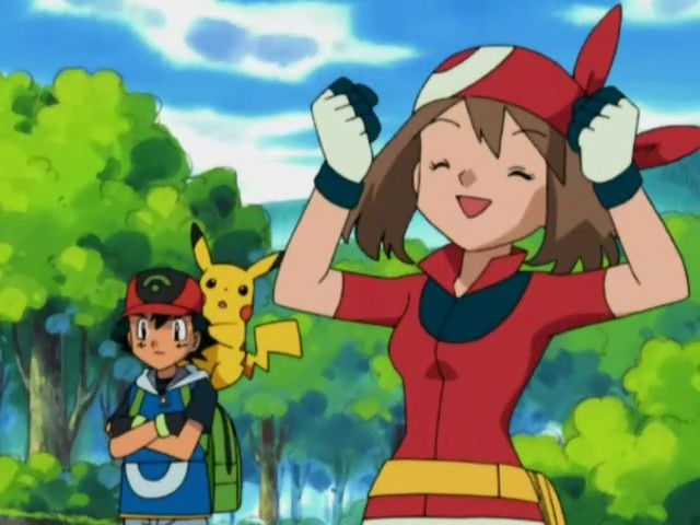 Ash Winds up Being May   s Trainer