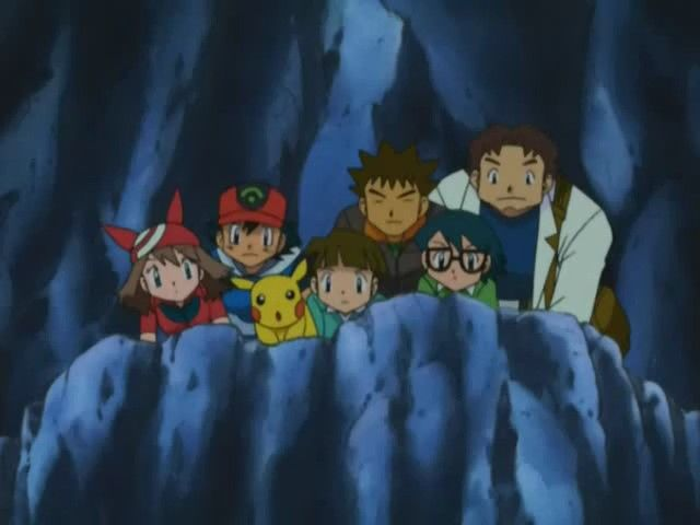 Ash and Company Listening in on Teams Aqua and Magma