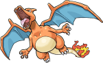 006Charizard Pokemon Ranger Guardian Signs