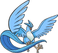 144Articuno Pokemon Ranger Guardian Signs