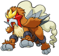 244Entei Pokemon Ranger Guardian Signs