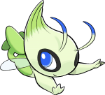 251Celebi Pokemon Ranger Guardian Signs