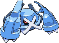 376Metagross Pokemon Ranger Guardian Signs