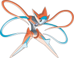 386Deoxys Pokemon Ranger Guardian Signs