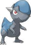 408Cranidos Pokemon Ranger Shadows of Almia