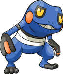 453Croagunk Pokemon Ranger Guardian Signs